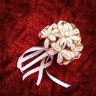"""Букет невесты """"Белые лилии"""""""