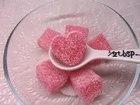 Мыльный сахарный скраб